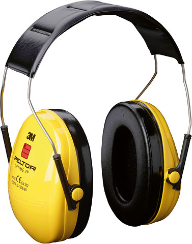 Auriculares Proteccion Optime I EN352-1 Peltor 3M